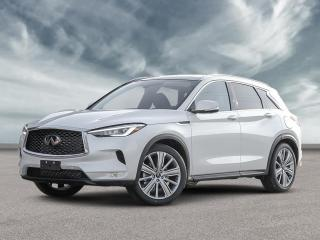 New 2020 Infiniti QX50 ProASSIST Bose Audio, Navigation, Tech Features! for sale in Winnipeg, MB