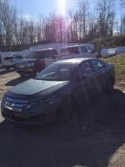 Used 2012 Ford Fusion SE for sale in North Bay, ON