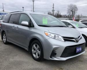 Used 2019 Toyota Sienna for sale in Brockville, ON