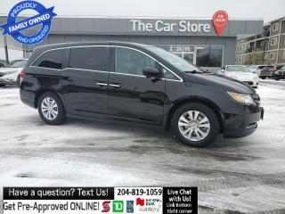 Used 2016 Honda Odyssey EX NO ACCIDENTS! clean Carfax Rear CAm Htd Seat for sale in Winnipeg, MB