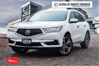 Used 2019 Acura MDX Tech No Accident| Apple Carplay| 7Yrs Warranty Inc for sale in Thornhill, ON
