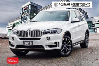 Used 2018 BMW X5 XDrive35d Head-Up Display| Navigation|Diesel for sale in Thornhill, ON