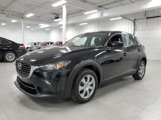 Used 2016 Mazda CX-3 GX - CAMERA RECUL + JAMAIS ACCIDENTE !!! for sale in Saint-Eustache, QC
