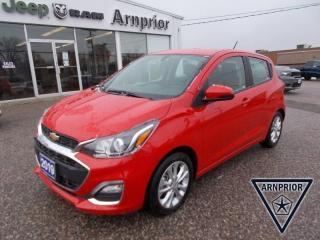 Used 2019 Chevrolet Spark 1LT CVT for sale in Arnprior, ON