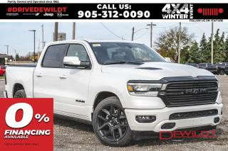 New 2021 RAM 1500 SPORT | HUD | Air Ride | Power Boards | for sale in Hamilton, ON