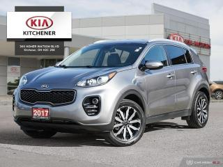 Used 2017 Kia Sportage EX AWD - ONE OWNER for sale in Kitchener, ON