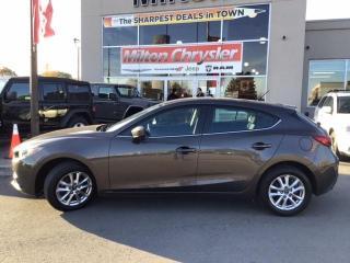 Used 2015 Mazda MAZDA3 Sport GS for sale in Milton, ON
