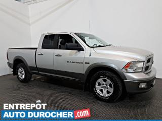 Used 2012 RAM 1500 Outdoorsman 4X4 5.7L Automatique - A/C for sale in Laval, QC