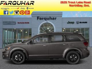 New 2019 Dodge Journey GT for sale in North Bay, ON