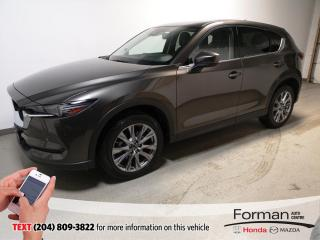 Used 2019 Mazda CX-5 GT w/Turbo Warranty-Just Arrived  for sale in Brandon, MB