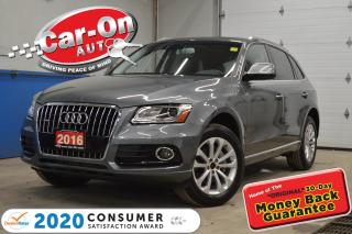 Used 2016 Audi Q5 AWD PROGRESSIV | CONV PKG | PANO ROOF for sale in Ottawa, ON