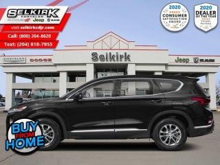 Used 2020 Hyundai Santa Fe 2.4L Essential AWD w/Safety Package for sale in Selkirk, MB
