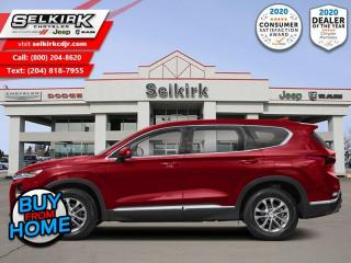 Used 2019 Hyundai Santa Fe 2.4L Essential w/Safety Package AWD for sale in Selkirk, MB