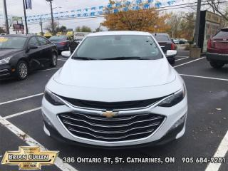Used 2019 Chevrolet Malibu LT for sale in St Catharines, ON