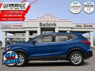 Used 2019 Nissan Qashqai AWD SV CVT - Sunroof for sale in Selkirk, MB