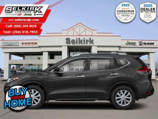 Used 2019 Nissan Rogue SV - Heated Seats for sale in Selkirk, MB