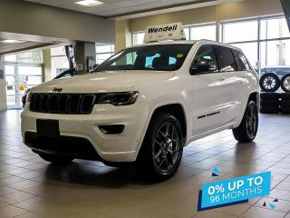 New 2021 Jeep Grand Cherokee 80th Anniversary Edition | Vented Seats | Tow Pkg for sale in Kitchener, ON