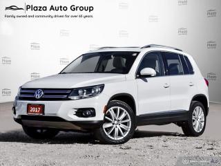Used 2017 Volkswagen Tiguan COMFORTLINE for sale in Walkerton, ON