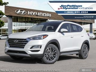 New 2021 Hyundai Tucson Luxury for sale in North Vancouver, BC