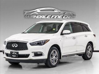 Used 2017 Infiniti QX60 AWD Navigation, Camera, Roof, 7 Passengers for sale in Concord, ON