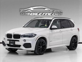 Used 2017 BMW X5 xDrive35i M Sport, HUD, 360 Cam, Navi, Loaded for sale in Concord, ON