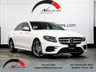 Used 2018 Mercedes-Benz E-Class E 300 4MATIC|AMG Sport|Navigation|360 Camera|Heads Up Disp for sale in Vaughan, ON