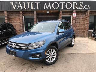 Used 2017 Volkswagen Tiguan 4MOTION 4dr Wolfsburg Edition for sale in Brampton, ON