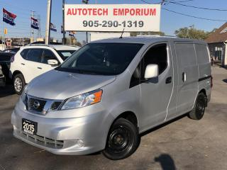 Used 2015 Nissan NV200 SV Cargo Camera/Bluetooth/Keyless&GPS* for sale in Mississauga, ON