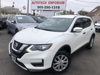 Used 2017 Nissan Rogue AWD Camera/Heated Seats/Voice Recognition&GPS* for sale in Mississauga, ON