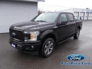 New 2020 Ford F-150 STX Super Crew 4X4 for sale in Bancroft, ON