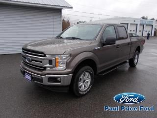 New 2020 Ford F-150 XLT Supercrew 4x4 for sale in Bancroft, ON
