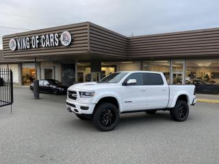 Used 2020 RAM 1500 SPORT LIFTED HEMI 4x4 for sale in Langley, BC