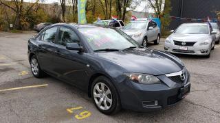 Used 2009 Mazda MAZDA3 for sale in Mississauga, ON