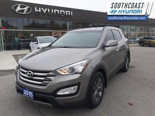 Used 2015 Hyundai Santa Fe Sport 2.4L FWD Premium  - $134 B/W for sale in Simcoe, ON