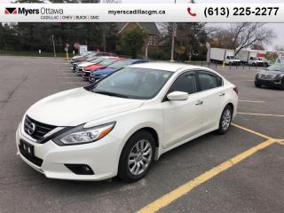 Used 2017 Nissan Altima 2.5 S  LEATHER, HEATED SEATS, PUSH START, REAR CAMERA for sale in Ottawa, ON