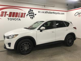 Used 2016 Mazda CX-5 2016.5 AWD 4DR AUTO GS for sale in St-Hubert, QC