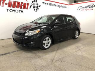 Used 2014 Toyota Matrix 4DR WGN AUTO FWD for sale in St-Hubert, QC