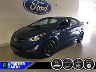 Used 2016 Hyundai Elantra Allure sport berline 4 portes BA for sale in Montréal, QC