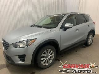 Used 2016 Mazda CX-5 GX 2.5  GPS Bluetooth Mags for sale in Trois-Rivières, QC