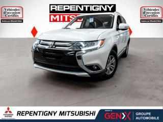 Used 2016 Mitsubishi Outlander SE + AWD + V6 + 7 PASSAGERS + HITCH + DE for sale in Repentigny, QC