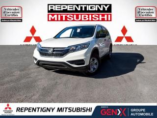 Used 2015 Honda CR-V LX for sale in Repentigny, QC