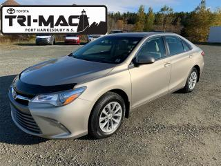 Used 2016 Toyota Camry LE for sale in Port Hawkesbury, NS