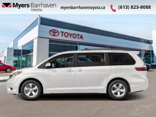 Used 2016 Toyota Sienna LE  - Back Up Camera - $149 B/W for sale in Ottawa, ON