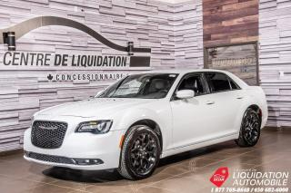 Used 2019 Chrysler 300 300S+AWD +CUIR+GE/ELECT+SIEG/CHAUFF+CAM /RECUL for sale in Laval, QC