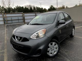 Used 2016 Nissan Micra 2WD for sale in Cayuga, ON