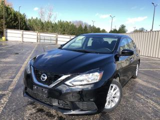 Used 2019 Nissan Sentra SV 2WD for sale in Cayuga, ON