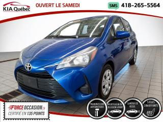 Used 2019 Toyota Yaris LE* AT* 5 PORTES* CAMERA* TOYOTA SAFETY for sale in Québec, QC
