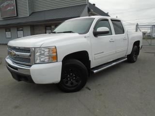 Used 2010 Chevrolet Silverado 1500 Hybride à cabine multiplaces 143,5 po à for sale in Mirabel, QC
