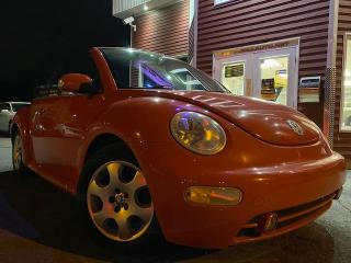 Used 2003 Volkswagen New Beetle 2dr Convertible GLS Manual for sale in Drummondville, QC