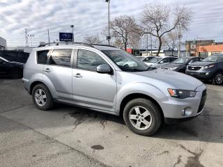 Used 2011 Mitsubishi Outlander 4 RM 4 portes ES for sale in Trois-Rivières, QC